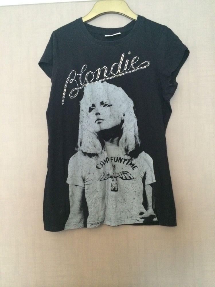 22714d9b9 DOTTY P Blondie Tshirt | Who's That Girl? in 2019 | Blondie t shirt ...