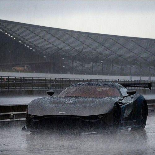 Aston Martin Vulcan By @autofluence