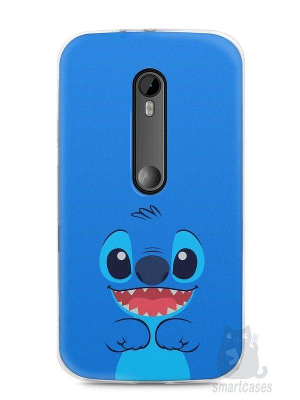 Capa Moto G3 Stitch #1 - SmartCases - Acessórios para celulares e tablets :)