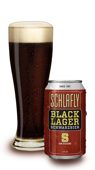 Grab A Schlafly Beer Schwarzbier And Attempt To Find Its Translation Hint