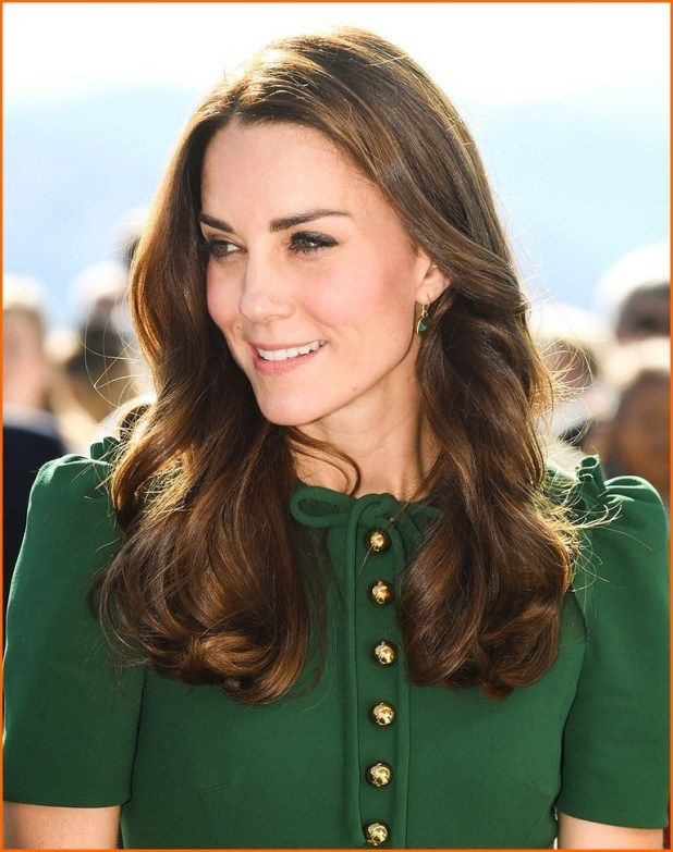 kate middleton new hair style sophisticated and elegant