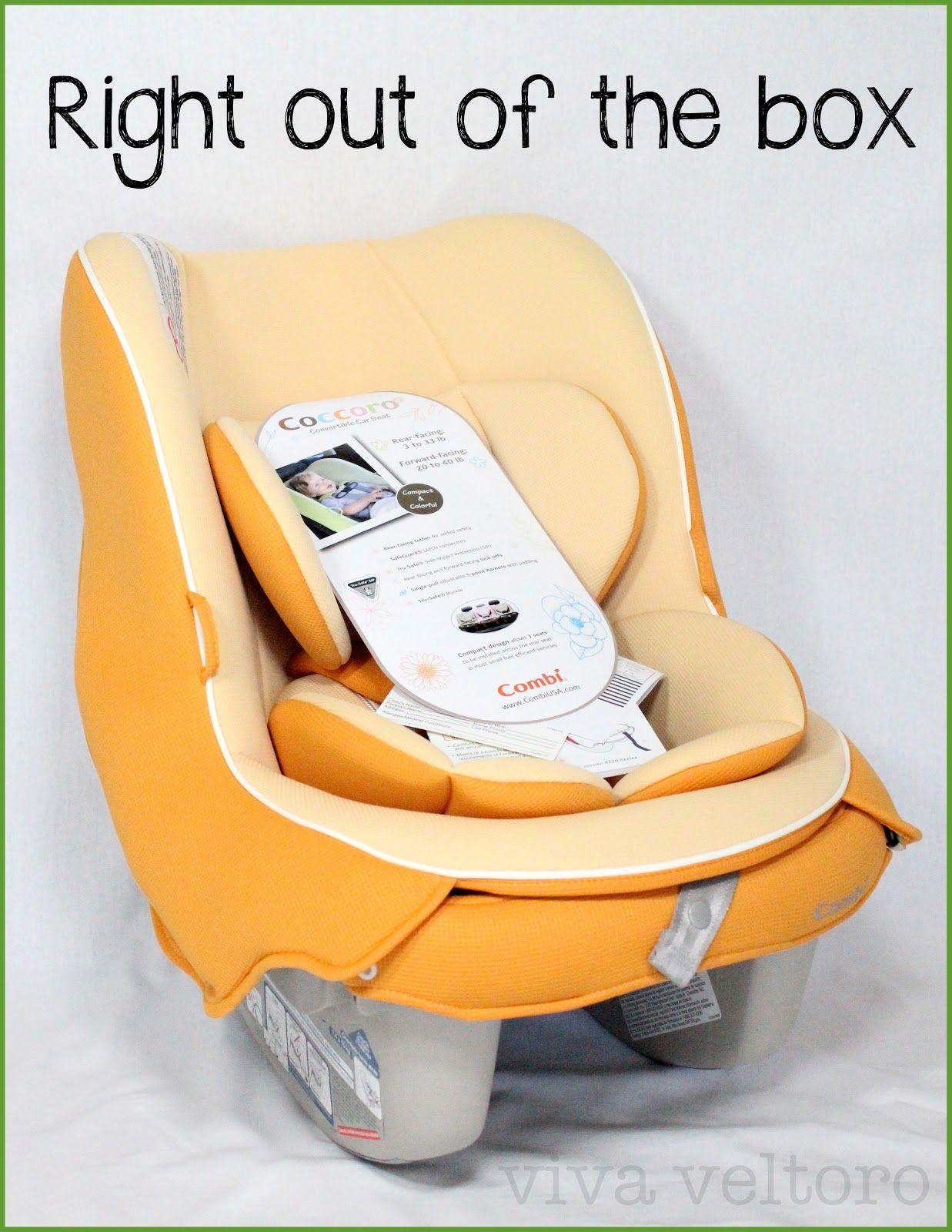 Would love to have this for our second car!! Car seats