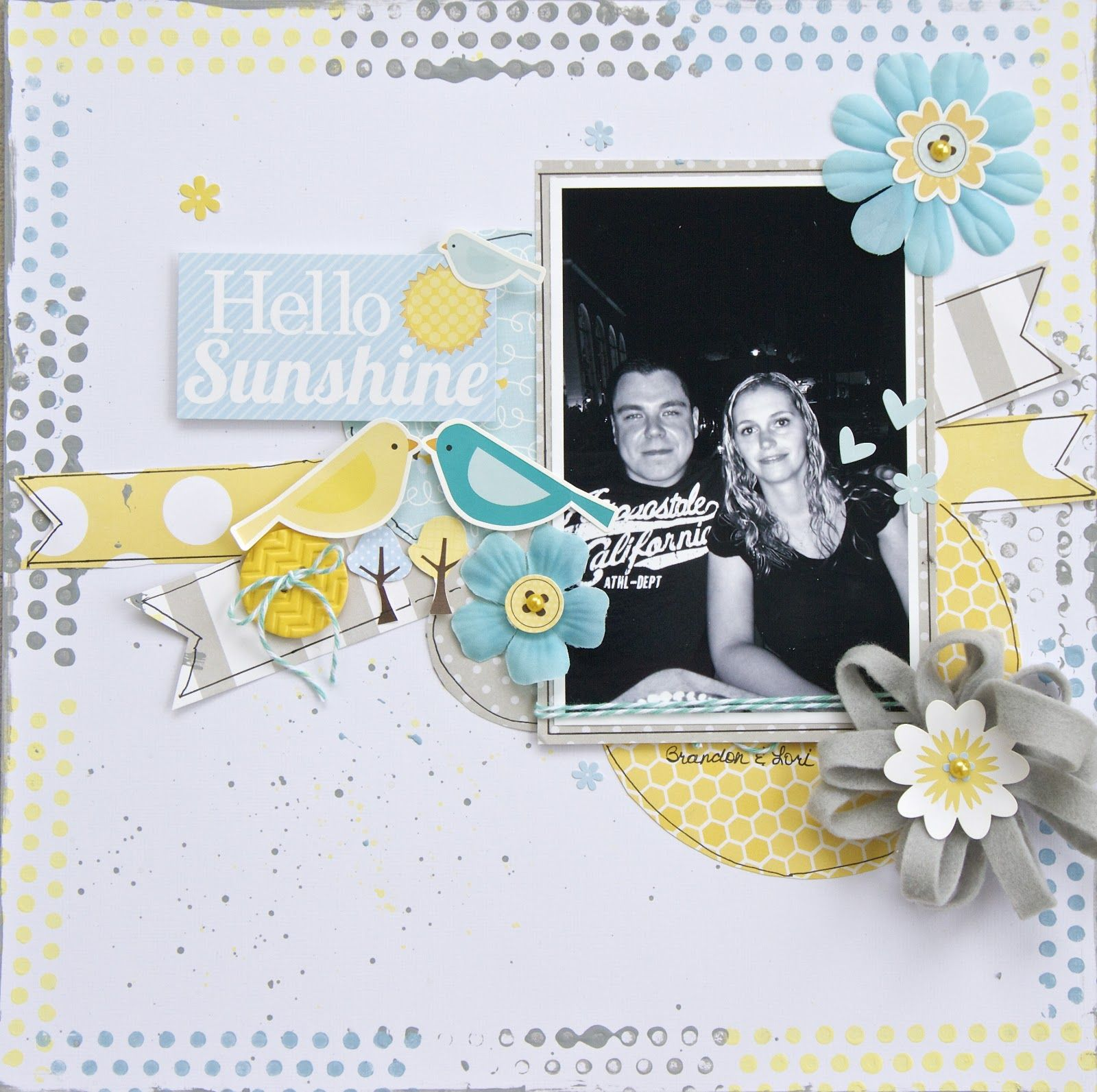Love the journey nifty crafts scrapbook inspiration