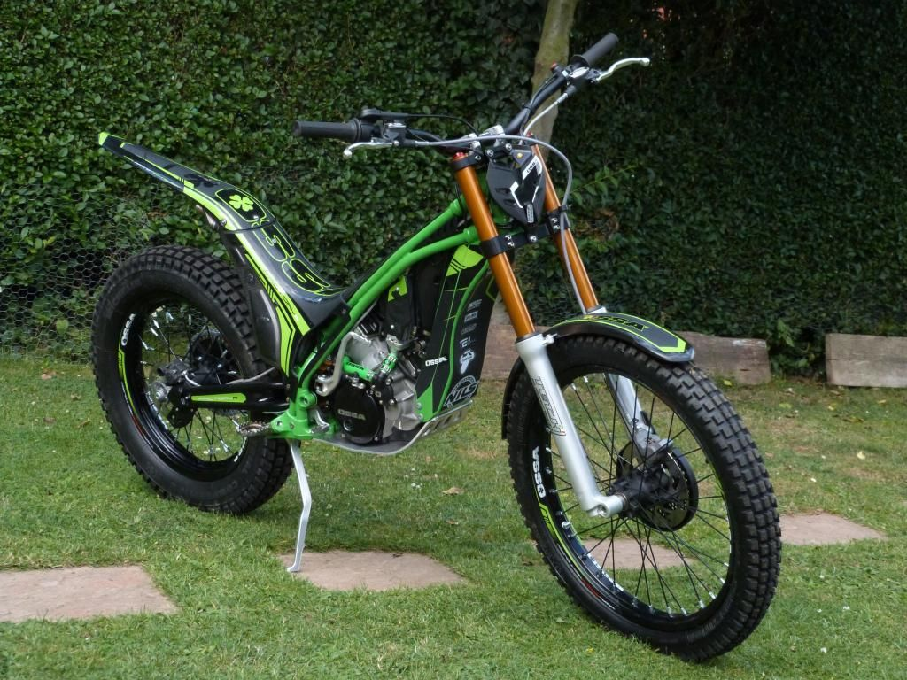 2014 ossa factory r 300cc trials trail motorcycle. Black Bedroom Furniture Sets. Home Design Ideas