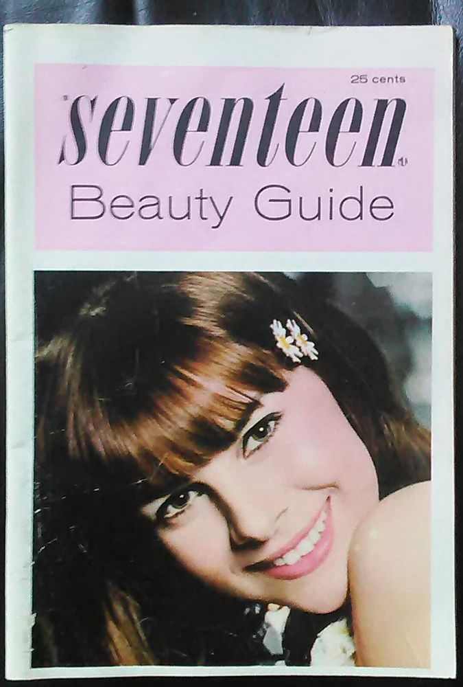 seventeen beauty guide magazine 1966 seventeen magazine covers rh pinterest co uk Cosmetic Guide Lime Life Profile Beauty Guide