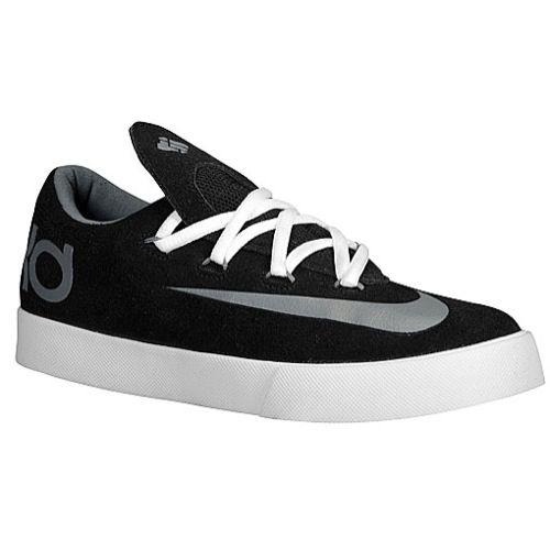 Big Bargains Boys Nike KD Vulc Basketball Preschool Grey White Black Cool Preschool Shoes Online Sale