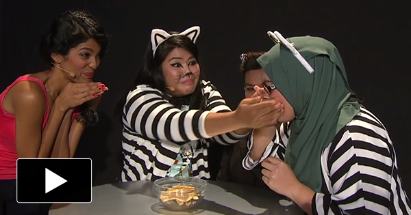 Malaysia's wackiest game show is back with episode 6! Things just got serious...