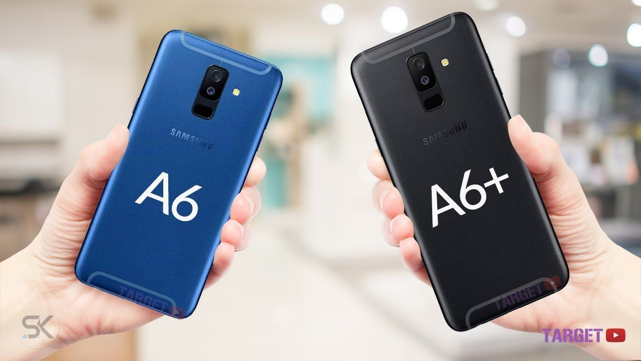 samsung galaxy a6 a6 plus 2018 official first look. Black Bedroom Furniture Sets. Home Design Ideas