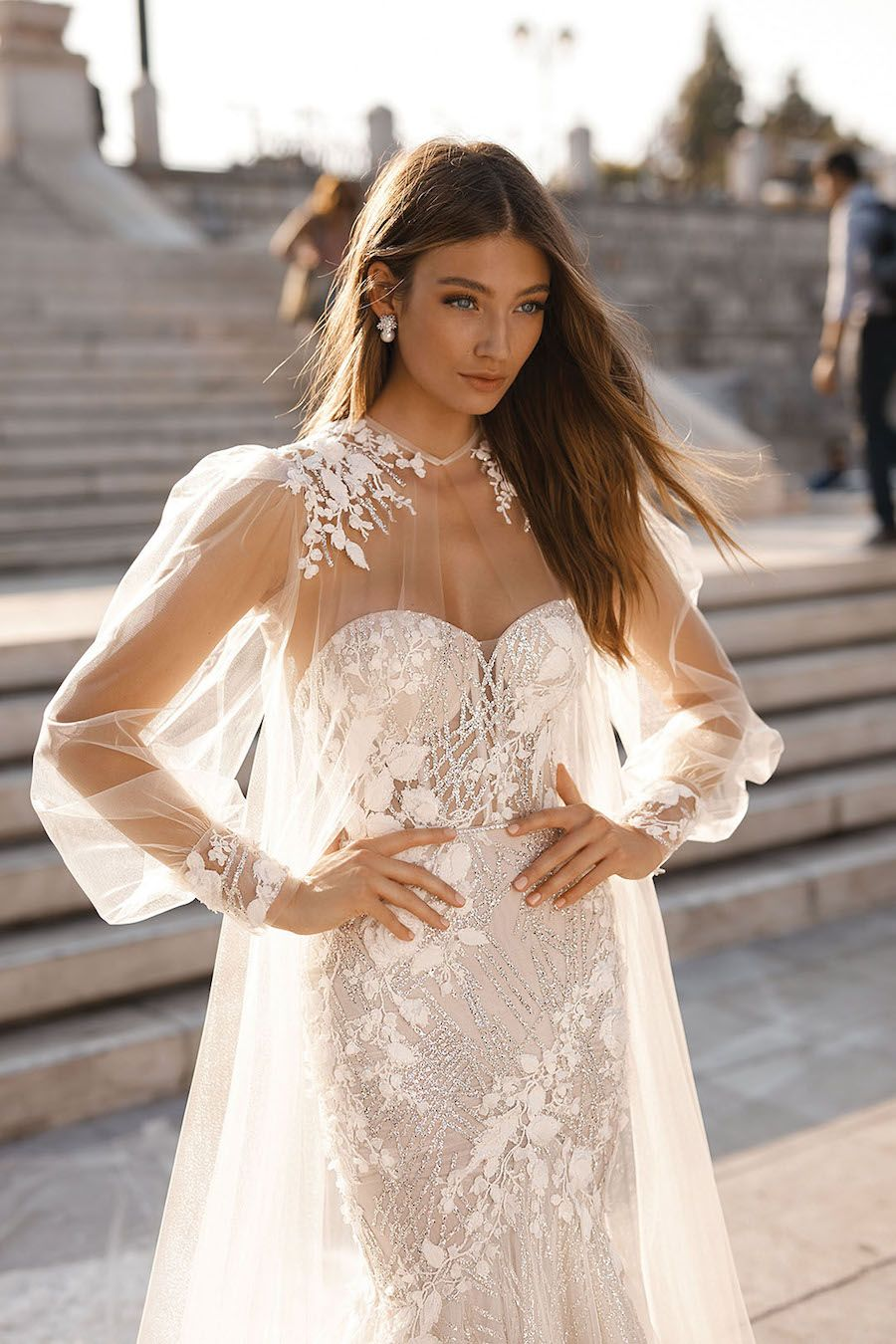 Glamorous 2019 Berta Wedding Dresses: Athens Collection