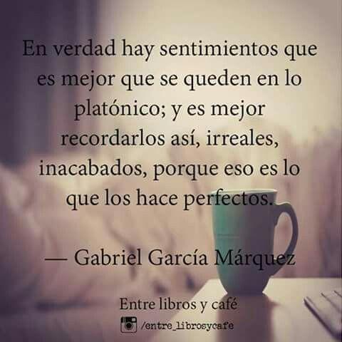 Domingo Sentimientos Pinterest Gabriel Garcia Marquez