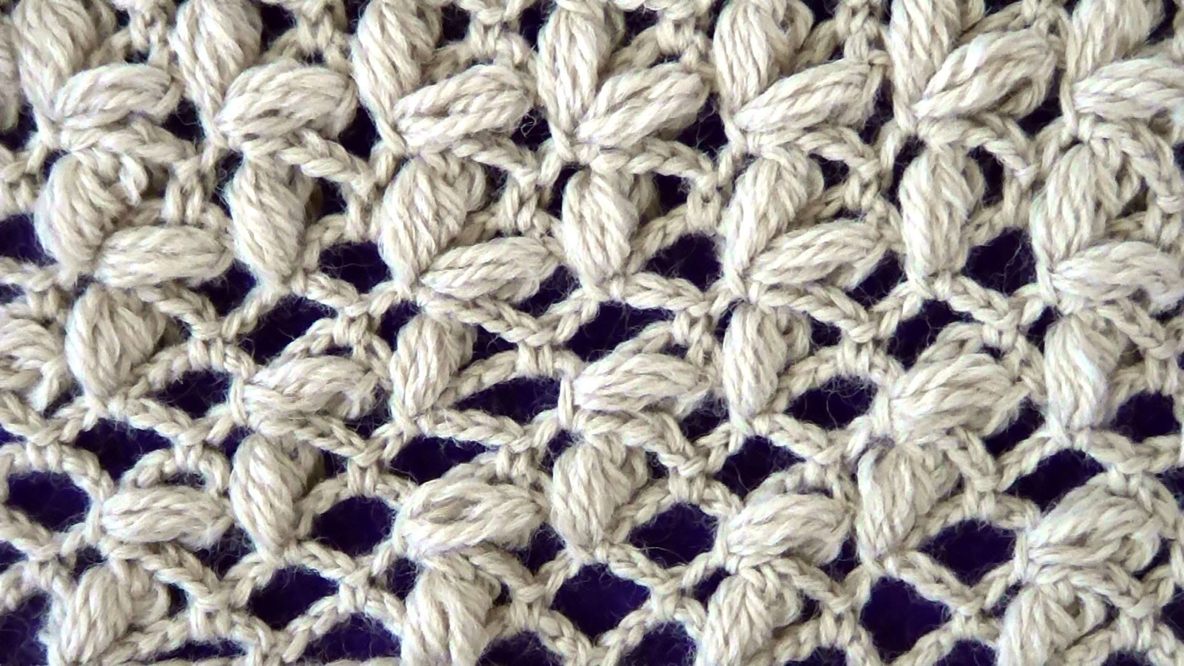 How to knit crochet openwork patterns 96