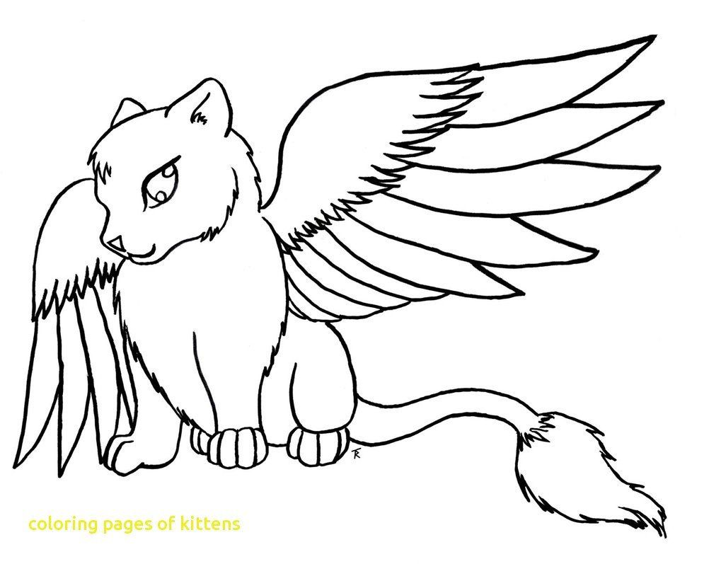 Cute Kitten Coloring Pages Inspirational Kitten Drawing At Getdrawings In 2020 Animal Coloring Books Animal Coloring Pages Zoo Animal Coloring Pages