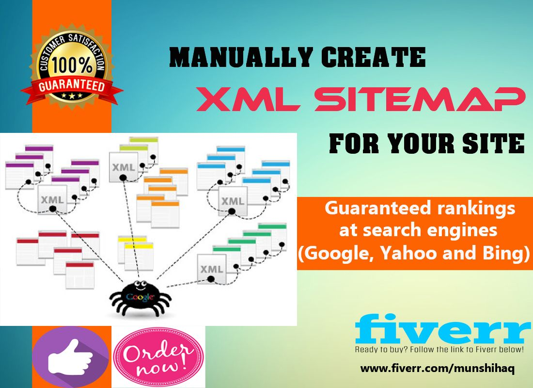 munshihaq i will create xml sitemap robots txt for your website