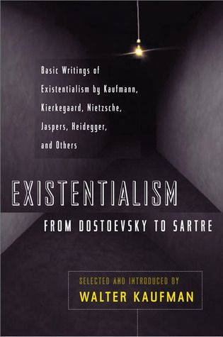Existentialism from Dostoevsky to Sartre Print is Dead Pinterest