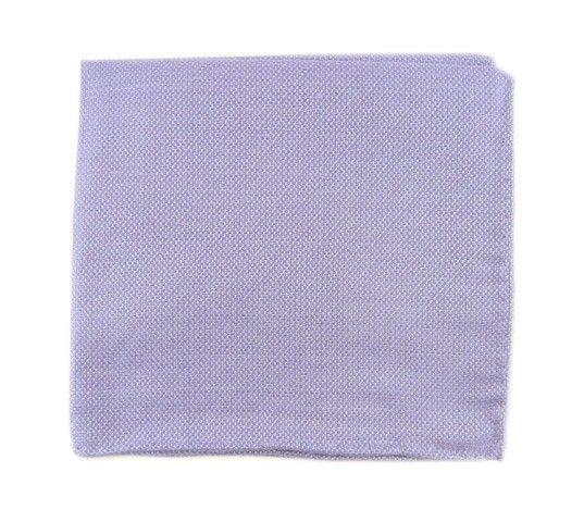 Lavender Solid Linen Pocket Square