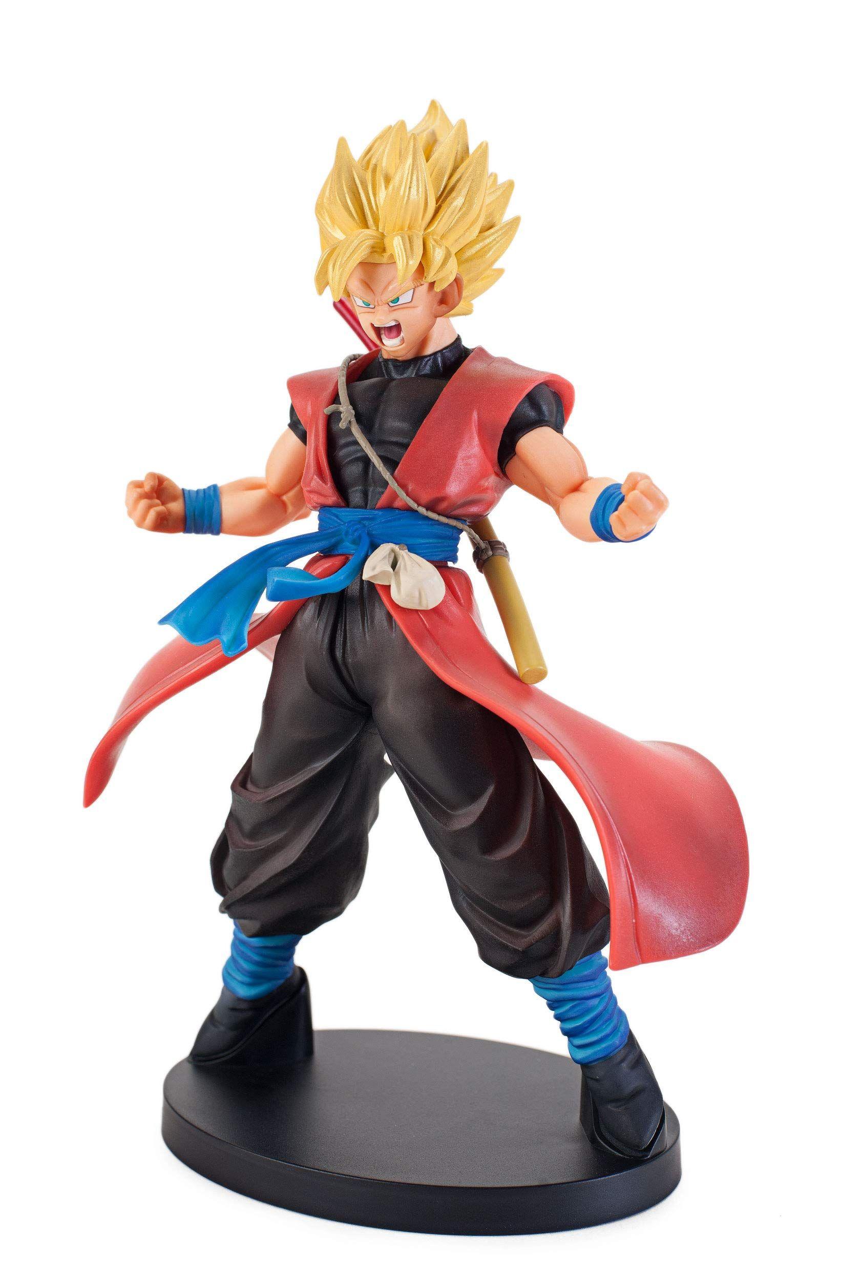 Super Dragonball Heroes DXF Vol.2 Super Saiyan Goku Xeno PVC figure Banpresto