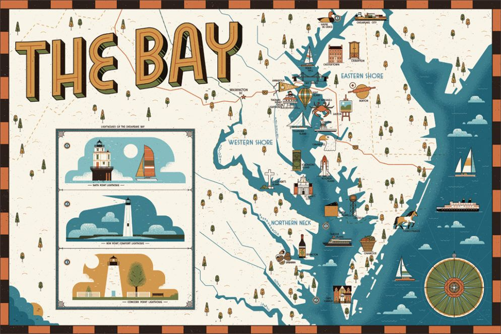 How to Spend a Day at the Chesapeake Bay Chesapeake bay