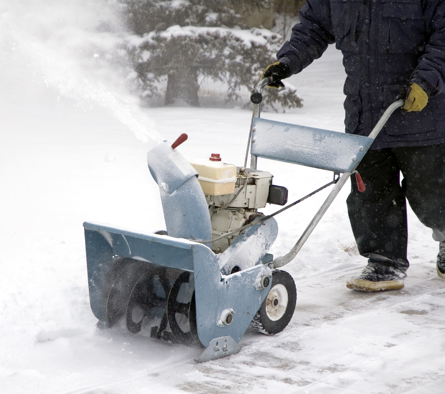 Shopping For A Snow Blower Snow Blower Snow Blowers Snow Removal