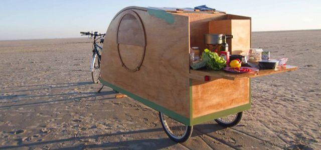 6 Fahrradwohnwagen Mit Denen Du Sofort In Den Urlaub Fahren Willst Fahrrad Wohnwagen Fahrrad Mini Wohnwagen