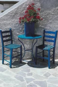 Add Anchors To Secure Lawn Furniture Against Wind And Theft