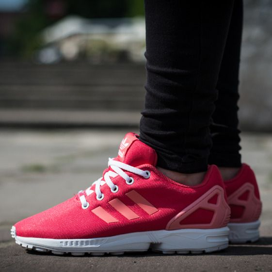 Buty Adidas Originals Zx Flux B25639 Adidas Sneakers Women Sneakers Adidas Shoes
