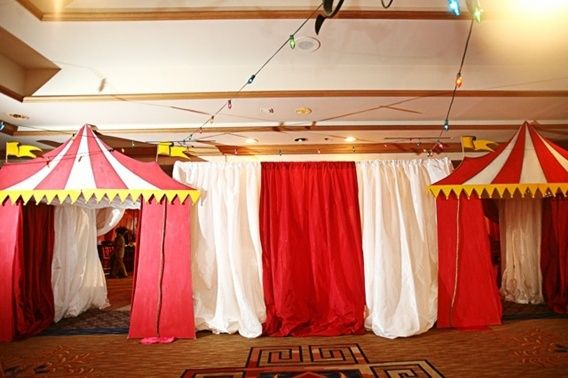 painted cardboard for top of tent Festive Fall Pinterest Tents - decorate cubicle for halloween