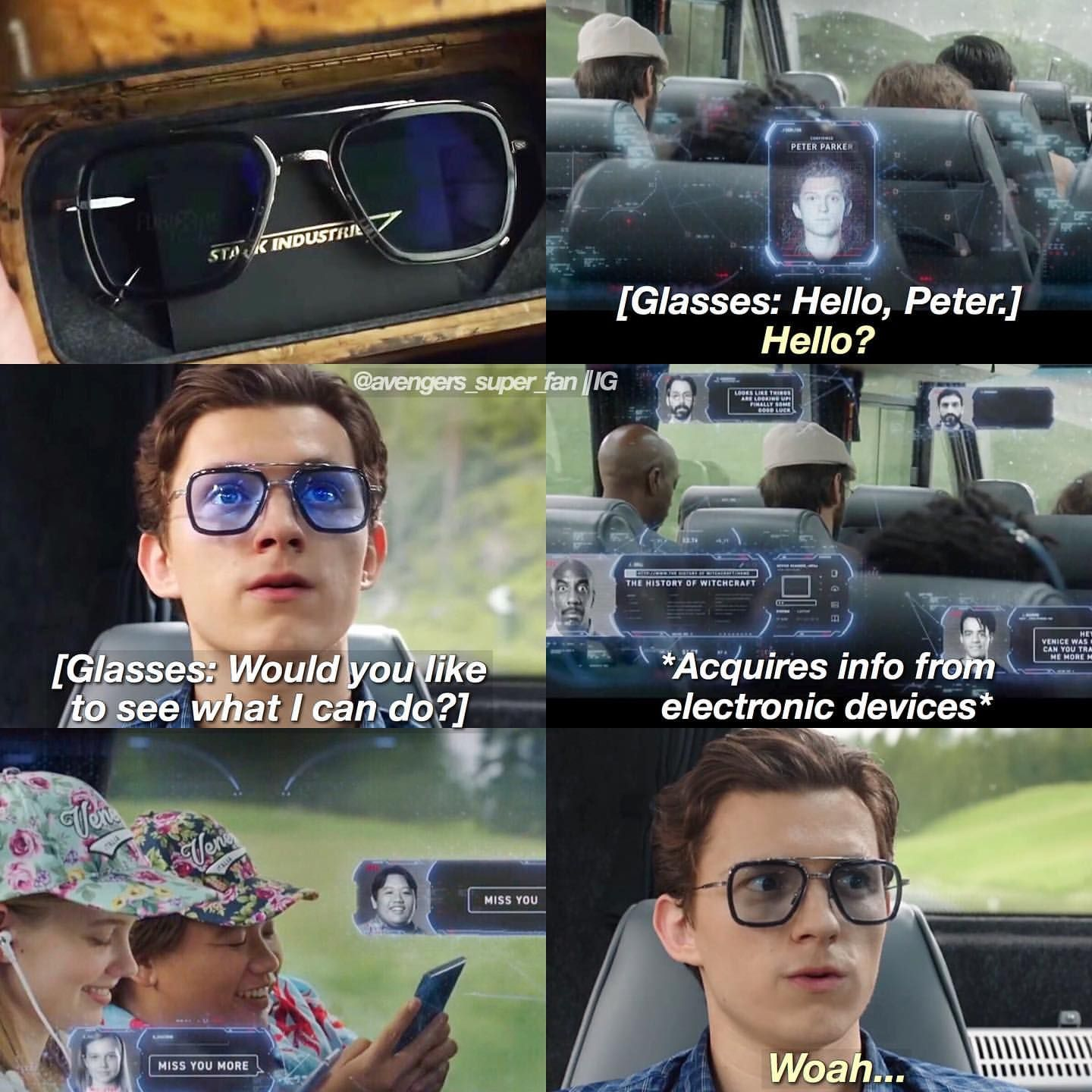 Ned And Betty Are So Cute And Yes The Glasses Used To
