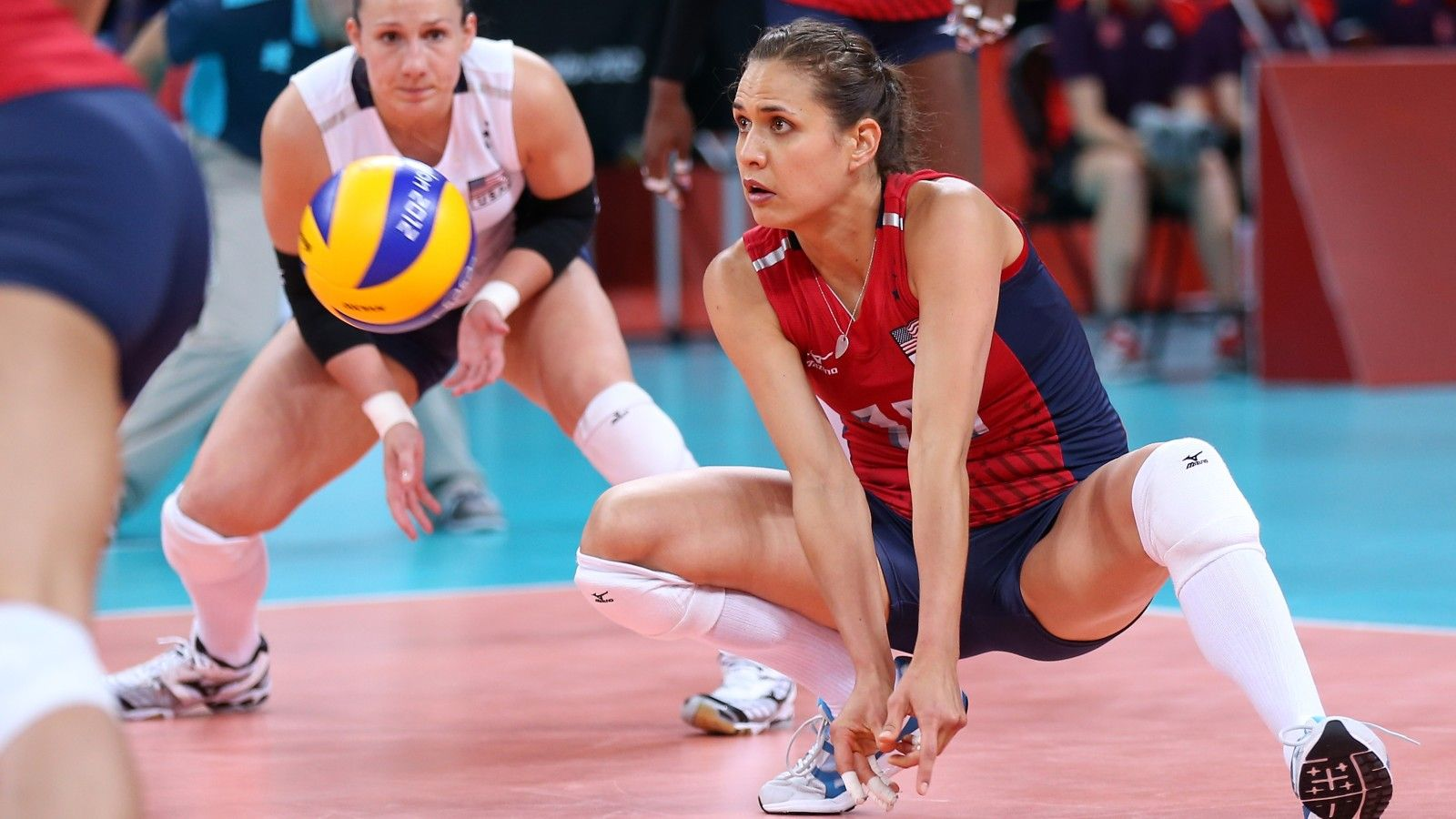 Logan Maile Lei Tom American Volleyball Player Women Volleyball Female Volleyball Players Volleyball