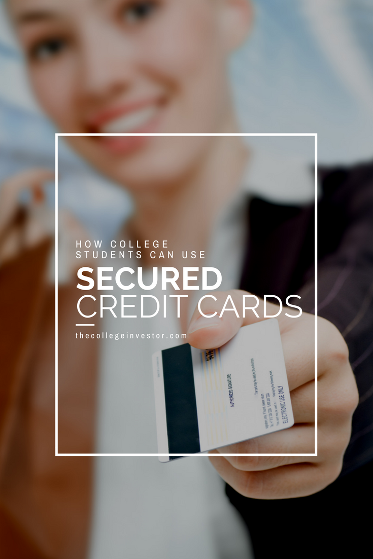 How college students can use secured credit cards build credit student loan debt secured credit cards are a great way to build credit and help supplement college expenses ccuart Choice Image