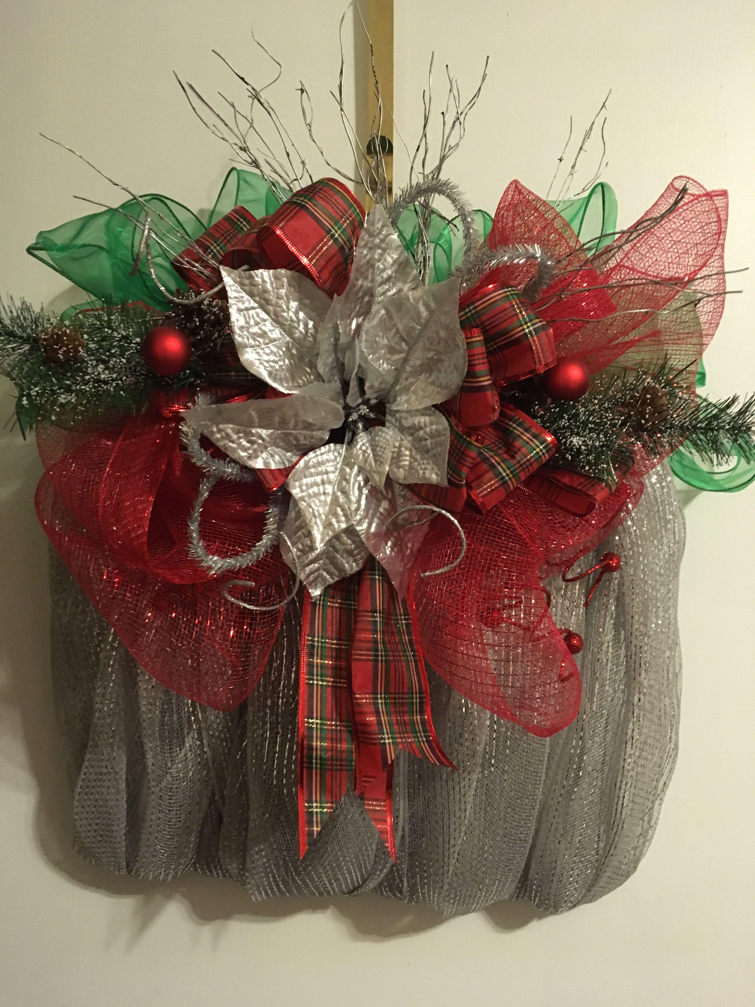 Pin by Jennifer Tuttle on Mesh Wreaths Mesh wreaths