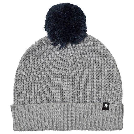169b097b242 Molo Keon Hats Grey melange
