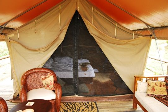 Glamping - Luxury Camping. 5 Star Tent | The Travel Tart ...