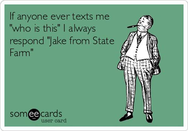 State Farm Insurance Quote Amusing Insurance Quotes Who Is This Jake From State Farm  Covalentnews .