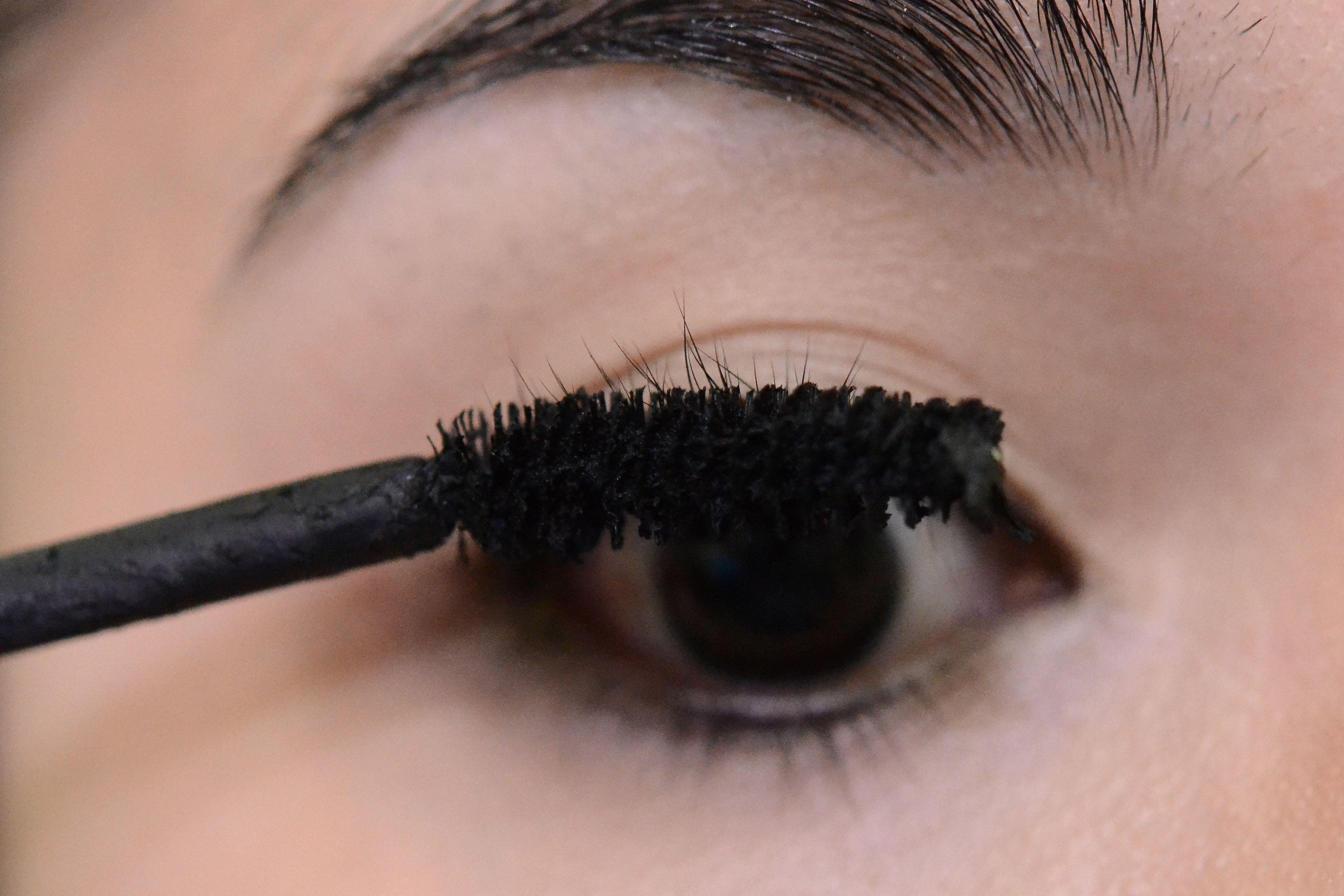 Apply Eye Makeup (for Women Over 50) Applying eye makeup