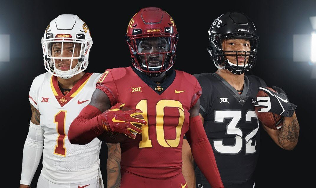 Here Are The New College Football Uniforms For The 2018 Season