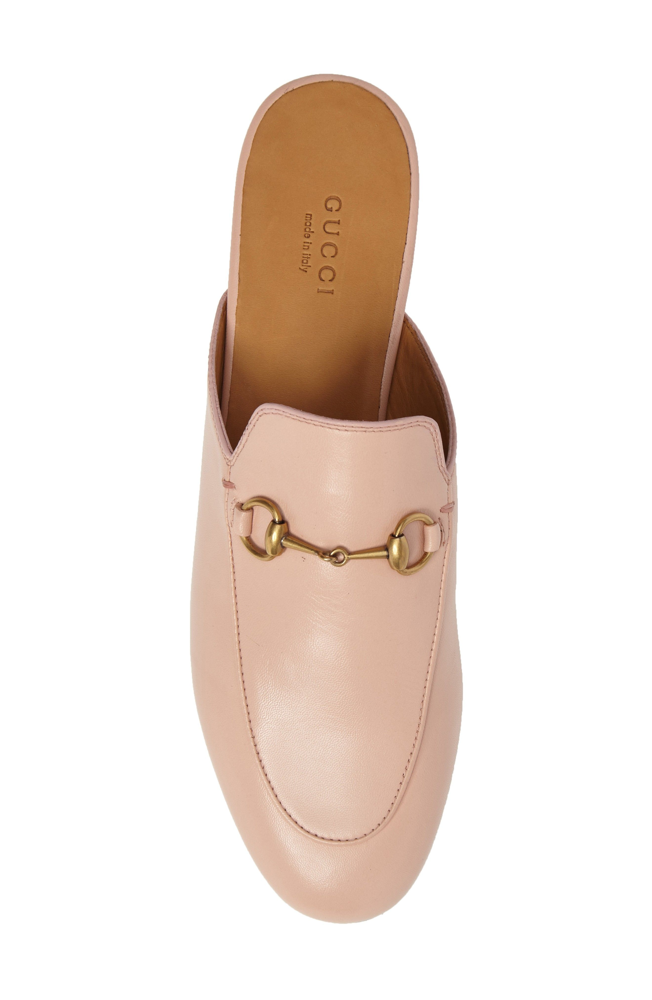 cd03be89c Gucci Princetown Loafer Mule in light pink. | Fashion: Closet of My ...