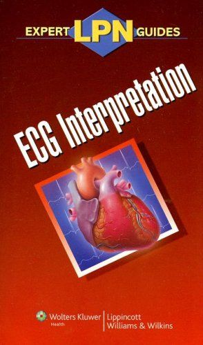 LPN Expert Guides: ECG Interpretation Pdf Download e-Book | Medical ...