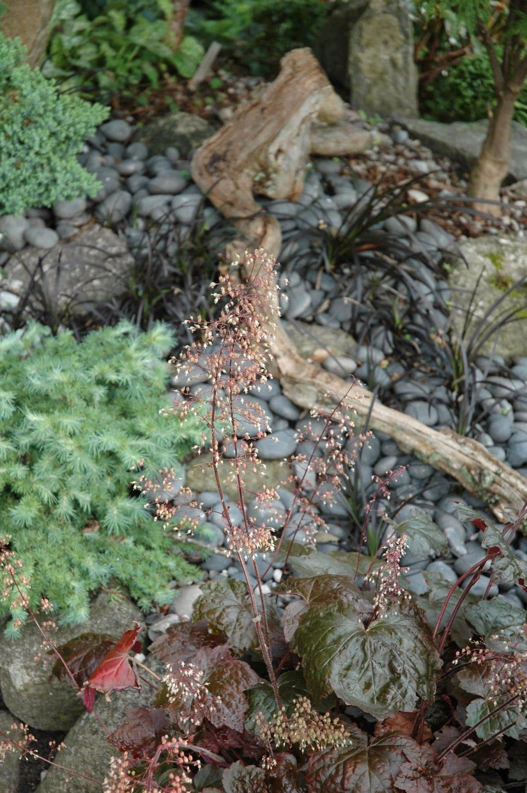 HAVETID stone mulch