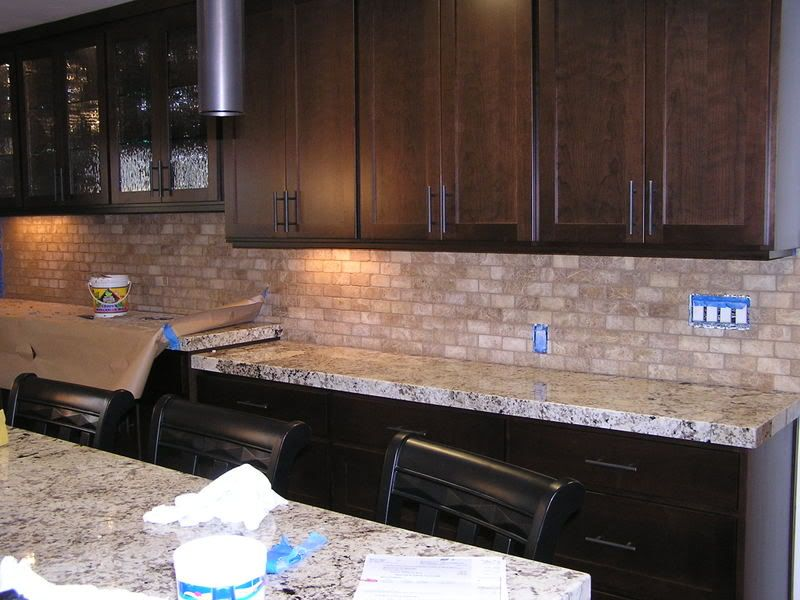 subway tile backsplash show me your subway tile