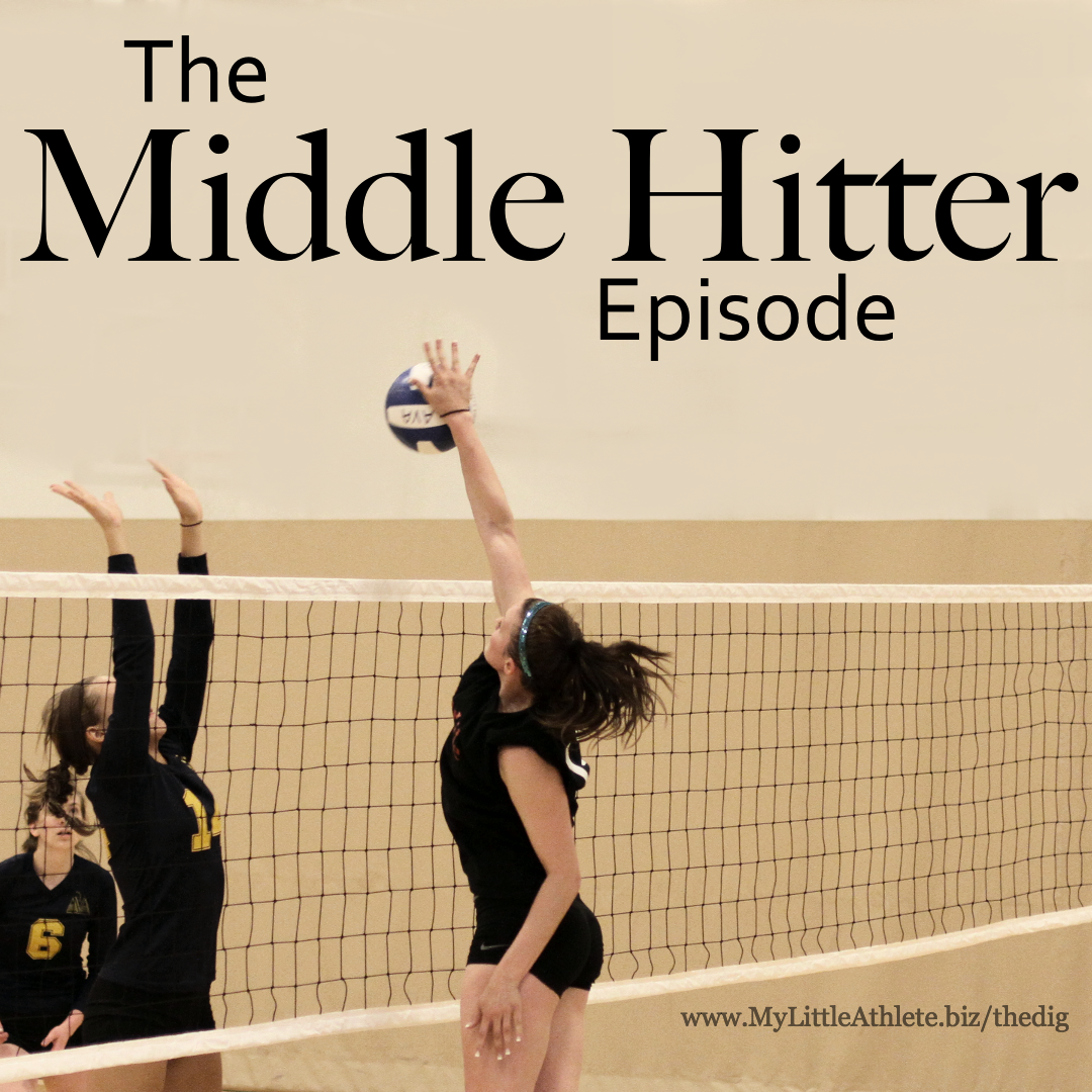 The Middle Episode Volleyball Workouts Coaching Volleyball Volleyball Training