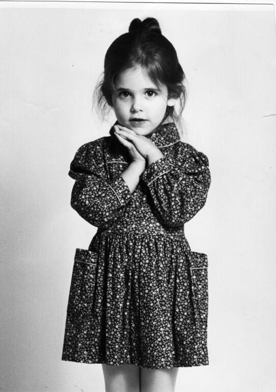 31 Throwback Photos Of Celebrities When They Were Kids