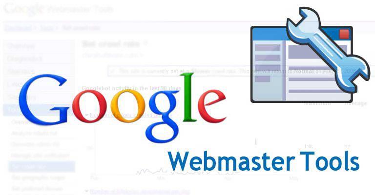 استخدام أدوات مشرفي المواقع لتحسين ترتيب موقعك في جوجل Webmaster Tools Web Analytics Webmaster