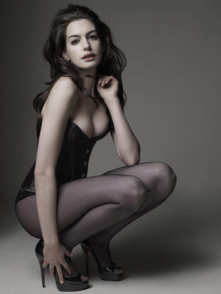 Mark Seliger   Anne Hathaway