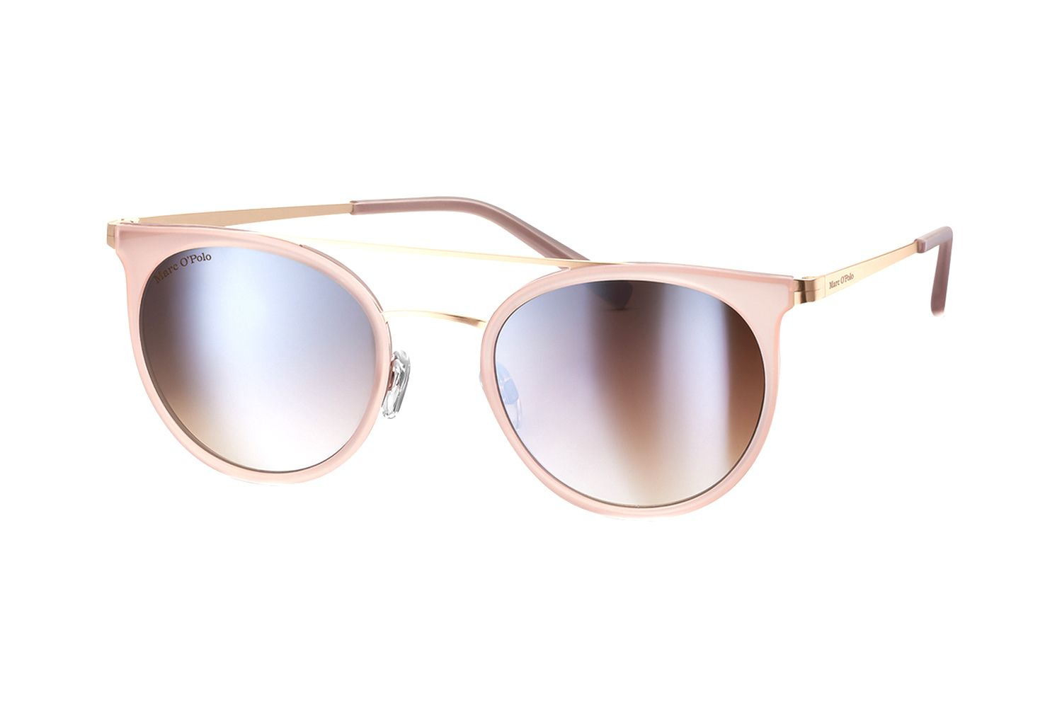 Marc O Polo 505068 80 Sonnenbrille In Mauve Rosegold Matt Sonnenbrille Brille Brille Putzen