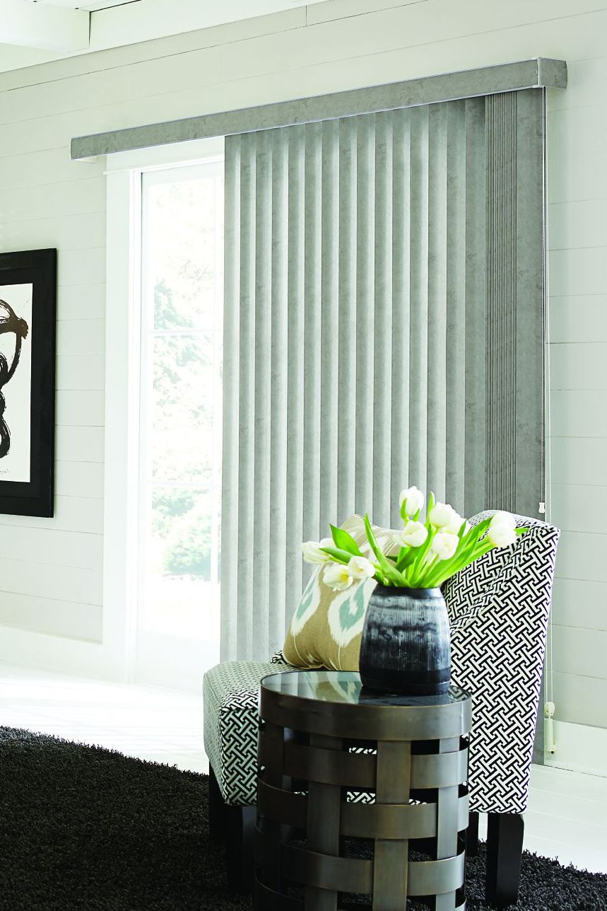 Ditch Your Broken Vertical Blinds For Bali Sliding Glass