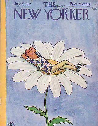July 14, 1962 - William Steig