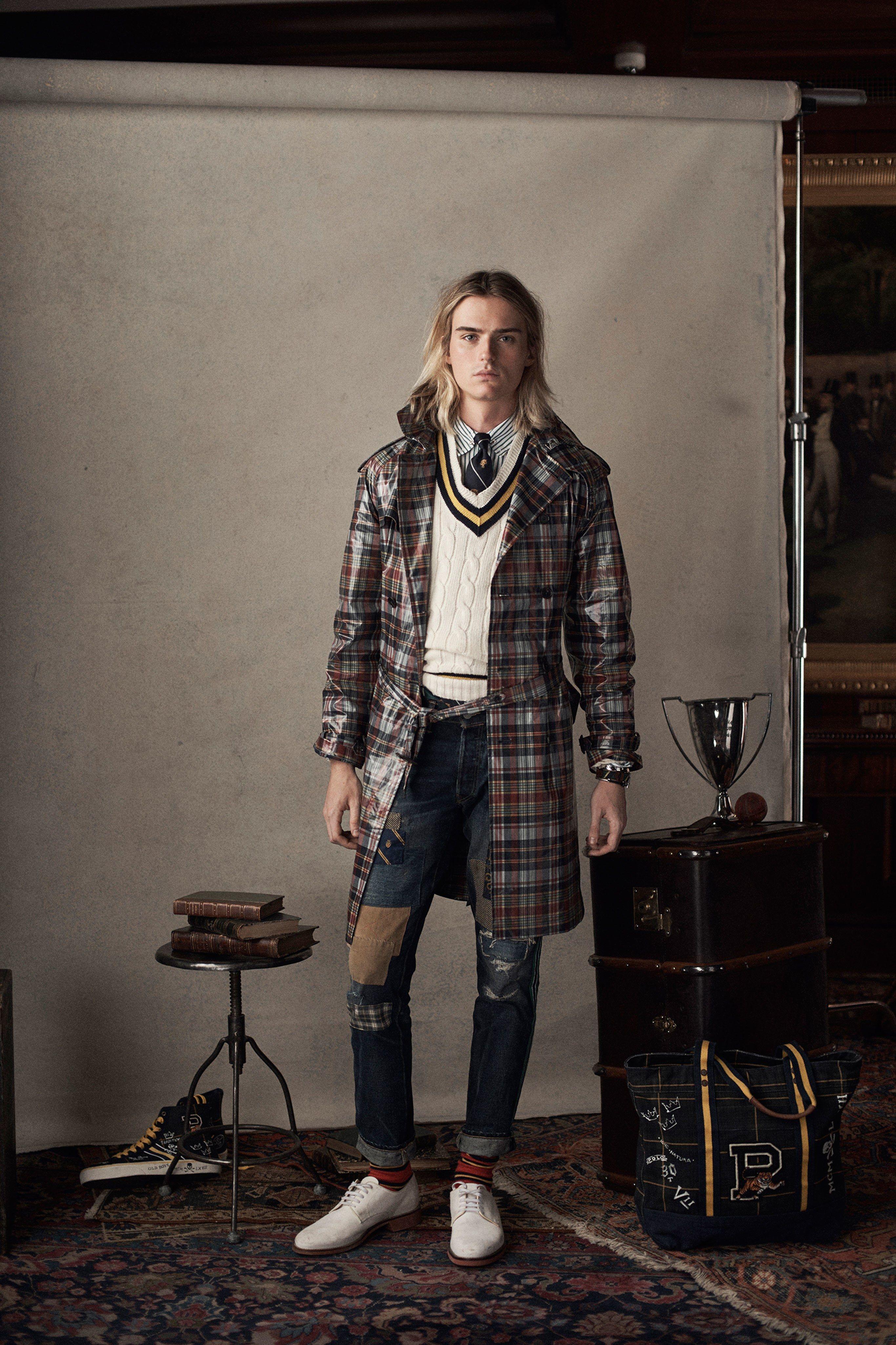 313c559da0 Polo Ralph Lauren Spring 2019 Menswear Collection - Vogue Moda Masculina