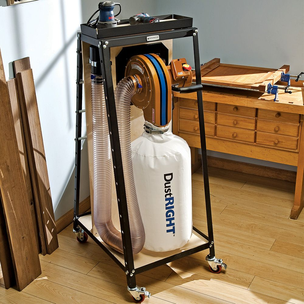 Getting Started with Dust Collection | Dust Collection ...