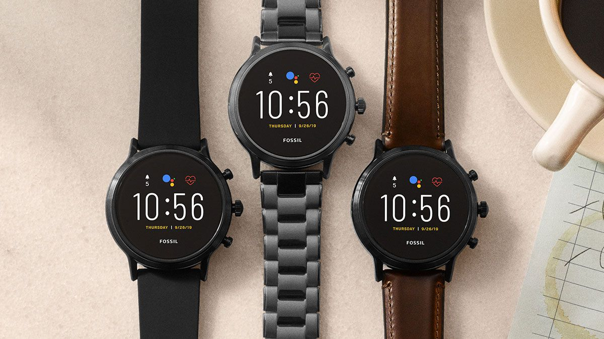 Fossil Gen5 Gets a New Software Update Health Tracking