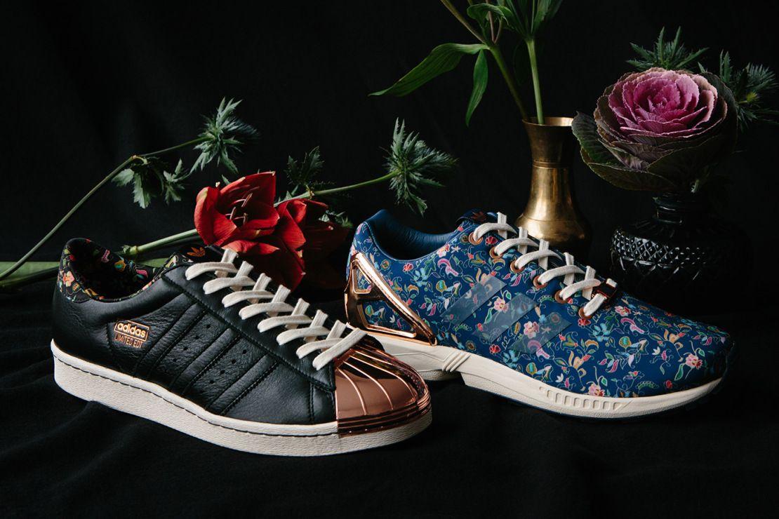 limitata edt x adidas superstar 80v consorzio & zx flusso pack zx